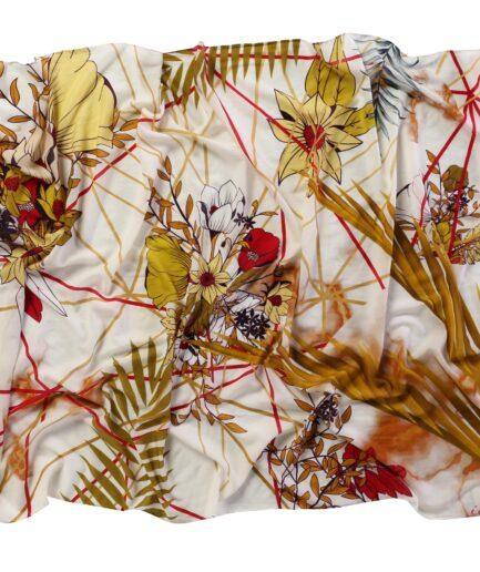 Lumi Wool Scarf Gold
