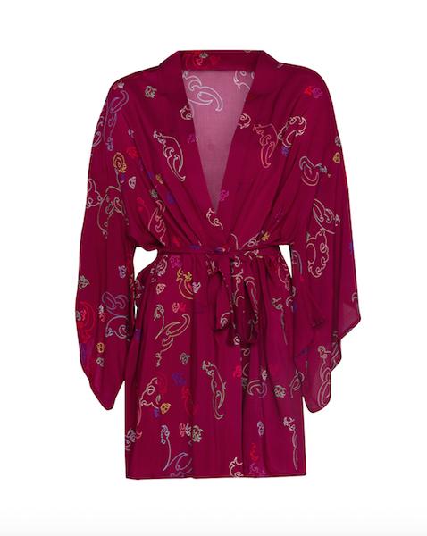 Kimono Short Pink